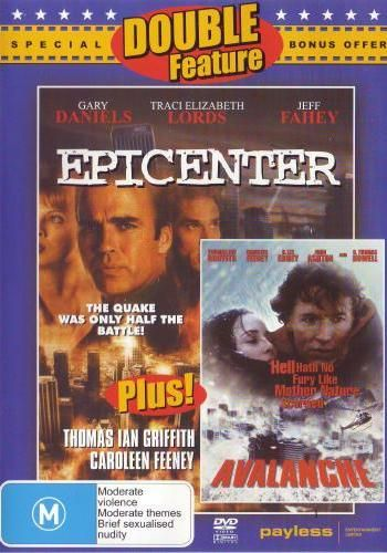 DVD - Epicenter/Avalanche [1999] (Preowned)
