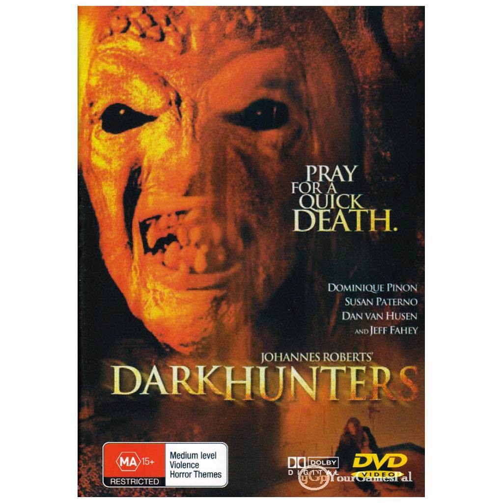 DVD - Darkhunters [2004] (Preowned)