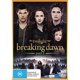 DVD - The Twilight Saga: Breaking Dawn: Part 2 [2012] (Used)