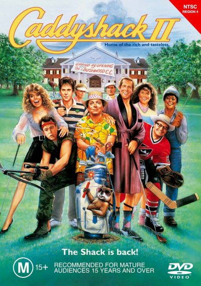 DVD - Caddyshack 2 [1988] (Preowned)