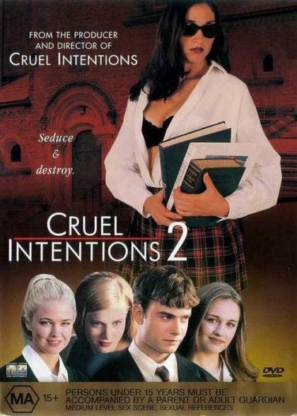 DVD - Cruel Intentions 2 [2002] (Preowned)