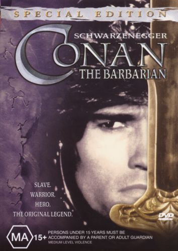 DVD - Conan The Barbarian [1982] (Preowned)