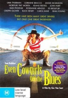 DVD - Even Cowgirls Get The Blues [1993] (Preowned)