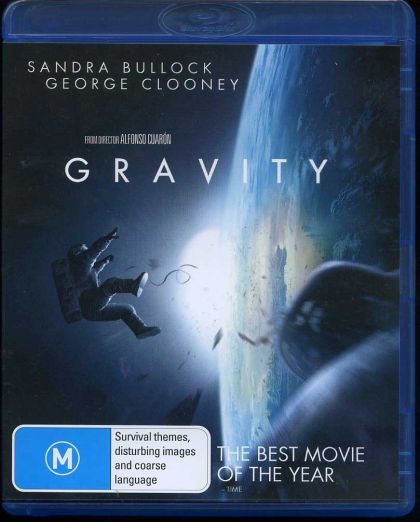 Blu-ray - Gravity [2013] (Preowned)