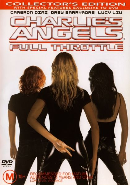 DVD - Charlie's Angels, Full Throttle [2003] (Preowned)