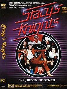 DVD - Stacy's Knights [1982] (Preowned)
