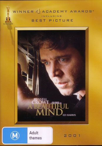 DVD - Beautiful Mind, A [2001] (Preowned)