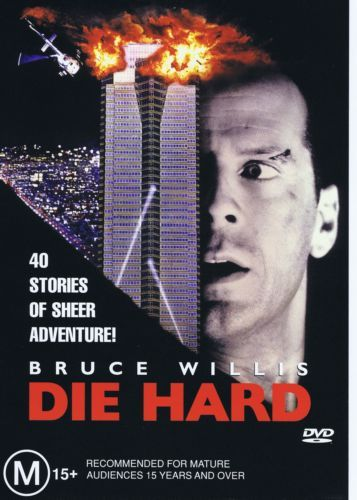 DVD - Die Hard [1988] (Preowned)