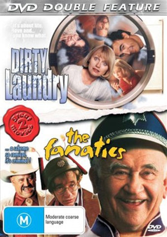 DVD - Dirty Laundry / Fanatics, The (Preowned)