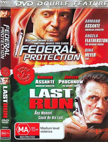 DVD - Federal Protection / Last Run (Preowned)