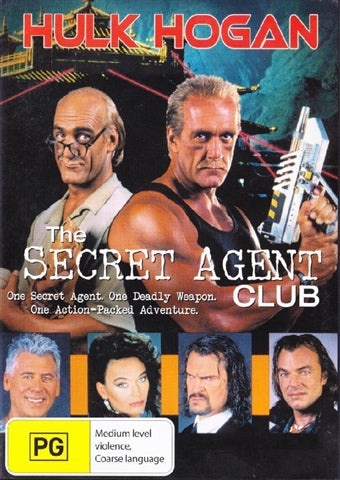 DVD - Secret Agent Club, The [1996] (Preowned)