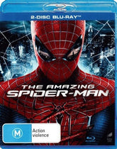 Blu-ray - Amazing Spider-Man [2012] (Preowned)