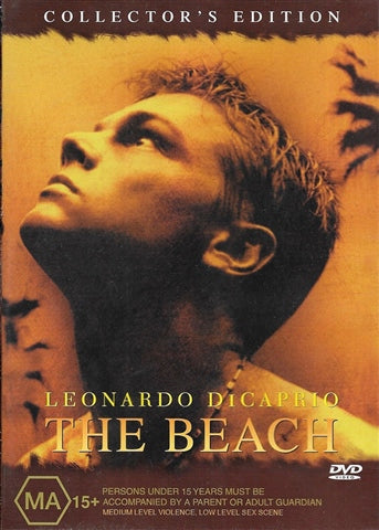 DVD - Beach, The : Collectors Edition [2000] (Preowned)