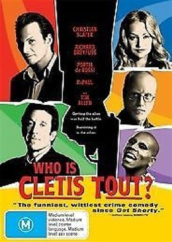 DVD - Who Is Cletis Tout? (Preowned)