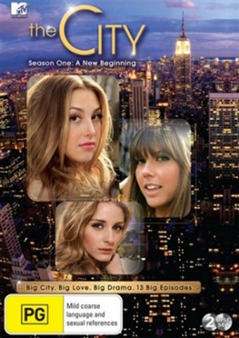 DVD - City, The : Season One : New Beginning (Preowned)
