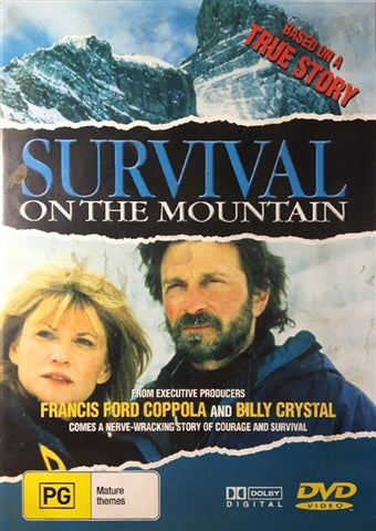 DVD - Survival On The Mountain (Preowned)