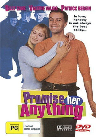 DVD - Promise Her Anything (Preowned)