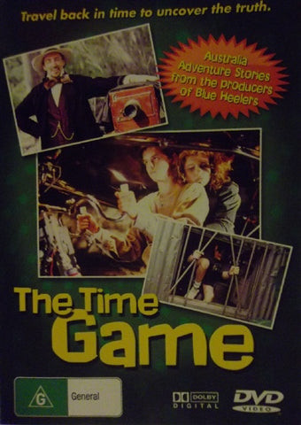 DVD - Time Game, The (Preowned)