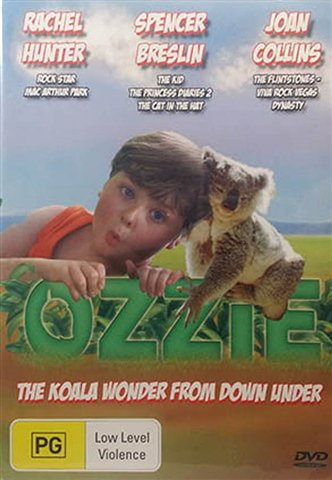 DVD - Ozzie : The Koala Wonder From Down Under (New and Sealed)