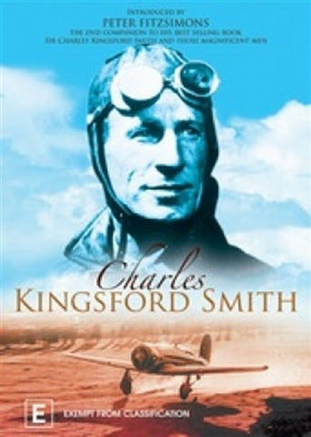 DVD - Charles Kingsford Smith (Preowned)