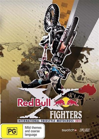 DVD - Red Bull X Fighters : 2011 (Brand New Sealed)