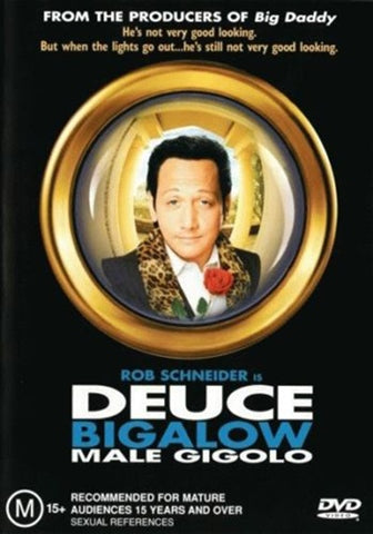 DVD - Deuce Bigalow : Male Gigolo (Preowned)