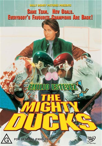 DVD - Mighty Ducks, The [1994] (Preowned)