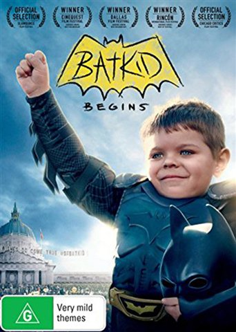 DVD - Batkid Begins (Preowned)