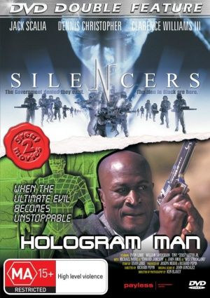 DVD - Silencers / Hologram Man (Preowned)