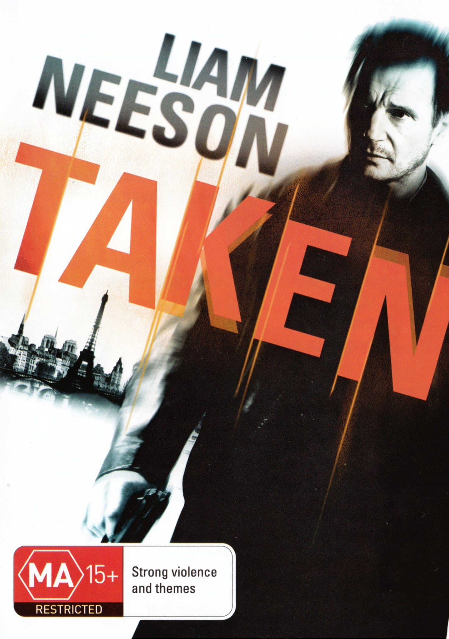 DVD - Taken [2008] (Used)