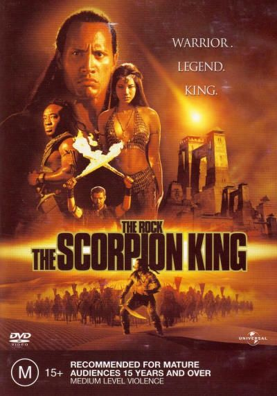 DVD - Scorpion King, The [2002] (Preowned)