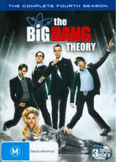 DVD - Big Bang Theory, The : Season 4 [2010] (Preowned)