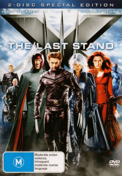DVD - X-Men: The Last Stand [2006] (Used)