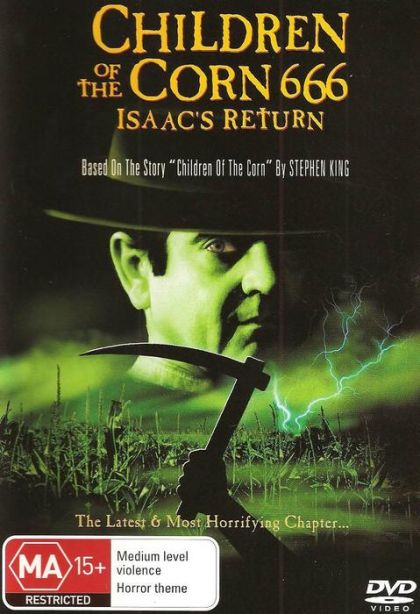 DVD - Children of the corn 666 : Isaac's return [1999] (Preowned)
