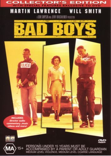 DVD - Bad Boys[1995] (Preowned)
