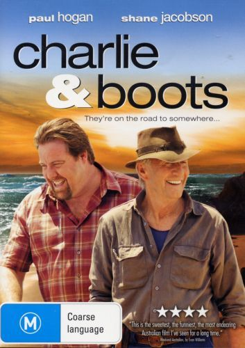 DVD - Charlie And Boots [2009] (Preowned)