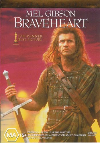 DVD - Braveheart [1995] (Preowned)