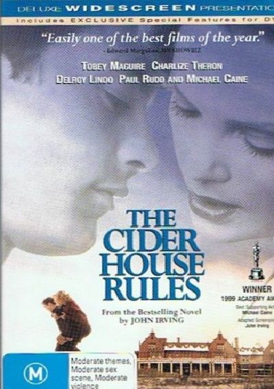DVD - Cider House Rules, The [1999] (Preowned)
