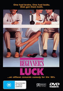 DVD - Beginners Luck [1986] (Preowned)
