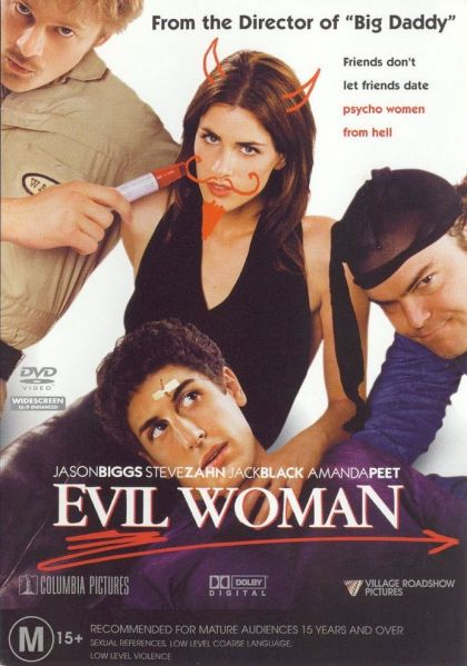 DVD - Evil Woman [2004] (Preowned)