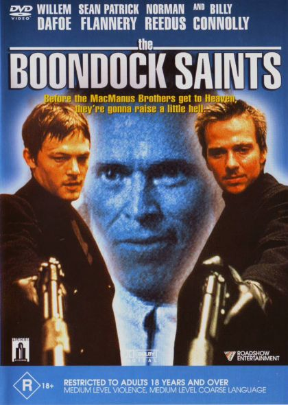 DVD - Boondock Saints [1999] (Preowned)
