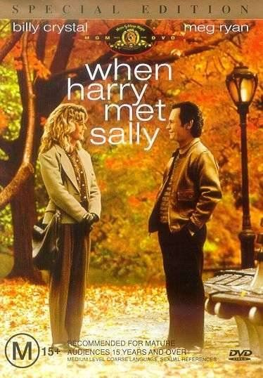 DVD - When Harry Met Sally [1989] (Preowned)