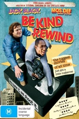 DVD - Be Kind Rewind [2008] (Preowned)