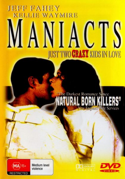 DVD - Maniacts [2001] (Preowned)
