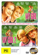 DVD - My Girl / My Girl 2 [1991] (Preowned)