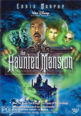 DVD - Haunted Mansion, The [2003] (Preowned)