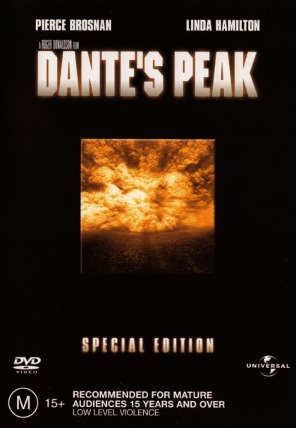 DVD - Dante's Peak [1997] (Preowned)