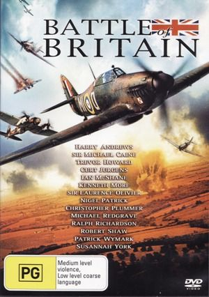 DVD - Battle Of Britain [1969] (Preowned)