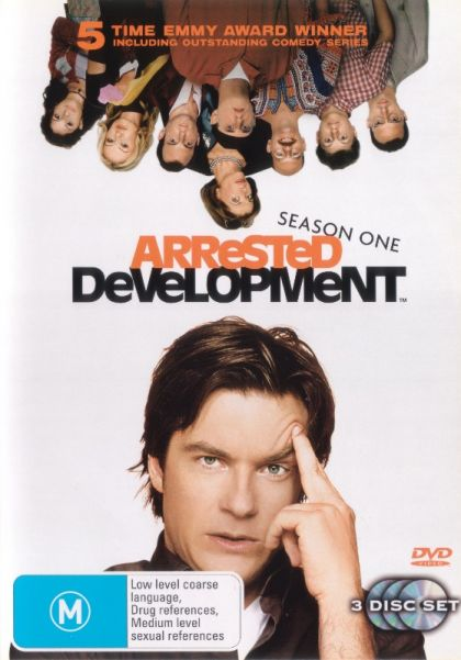 DVD - Arrested Development : Season 1 [2003] (Brand New Sealed)