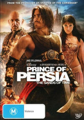 DVD - Prince Of Persia : The Sands of Time [2010] (Preowned)
